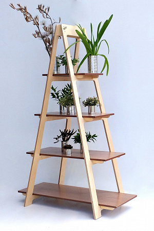 A Frame Shelving Hebe Natural Childrens Furniture NZ